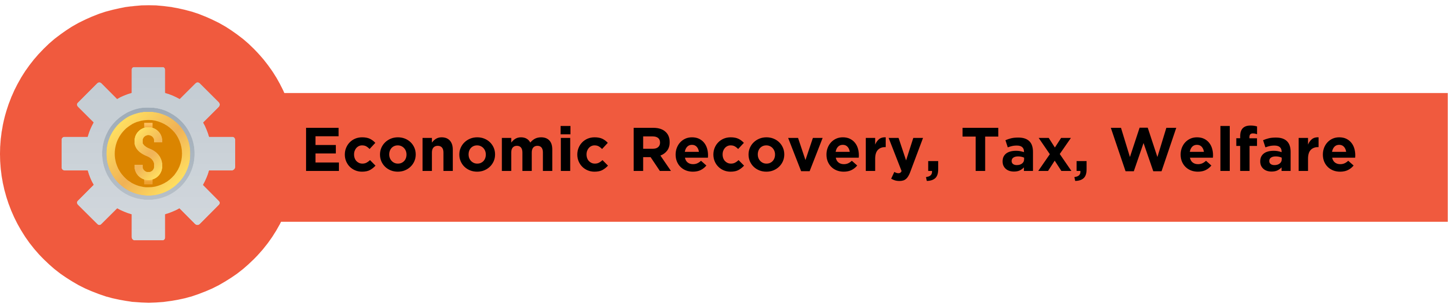 Economic Recovery, Tax, Welfare