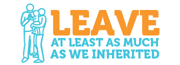 Leave as much as we inherited