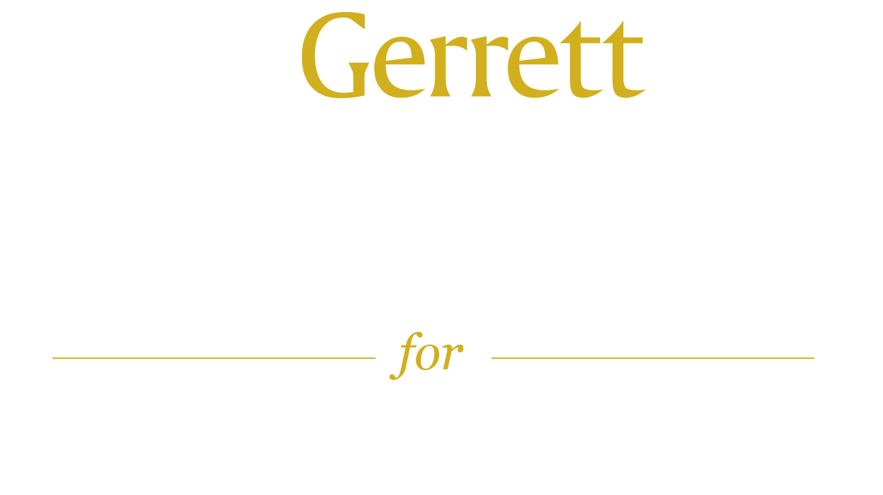 Gerrett Morris for State Representative