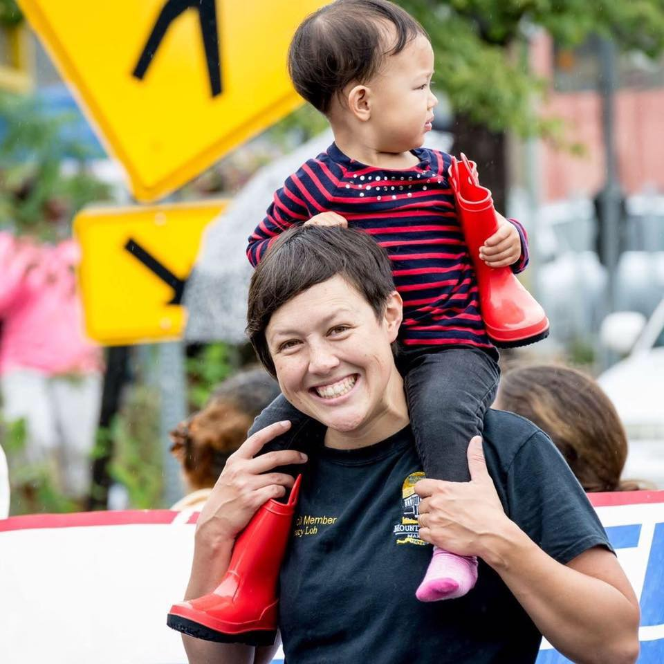Tracy Loh for Mount Rainier