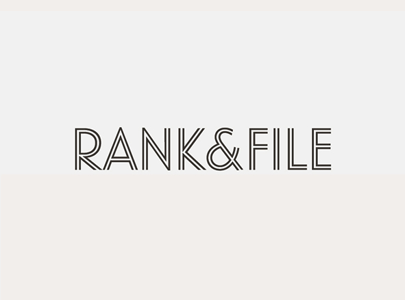 Rank and File Magazine