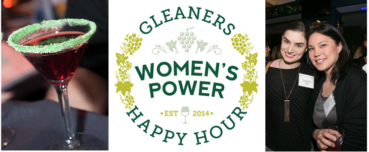 Women's Power Happy Hour