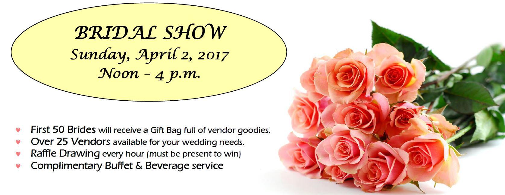 Mystic Creek Bridal Show