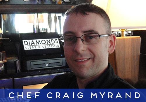 Chef Craig Myrand