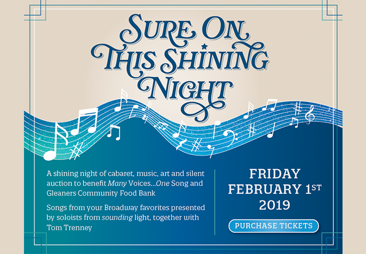 Sure On this Shining Night | Gleaners Community Food Bank