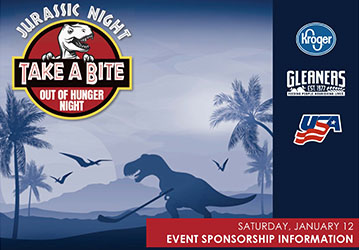Jurassic Night | Gleaners Community Food Bank