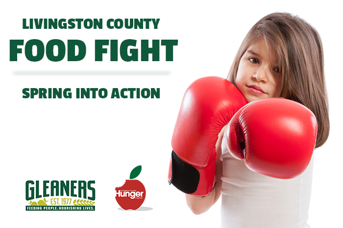 Livingston Food Fight | Gleaners Community Food Bank