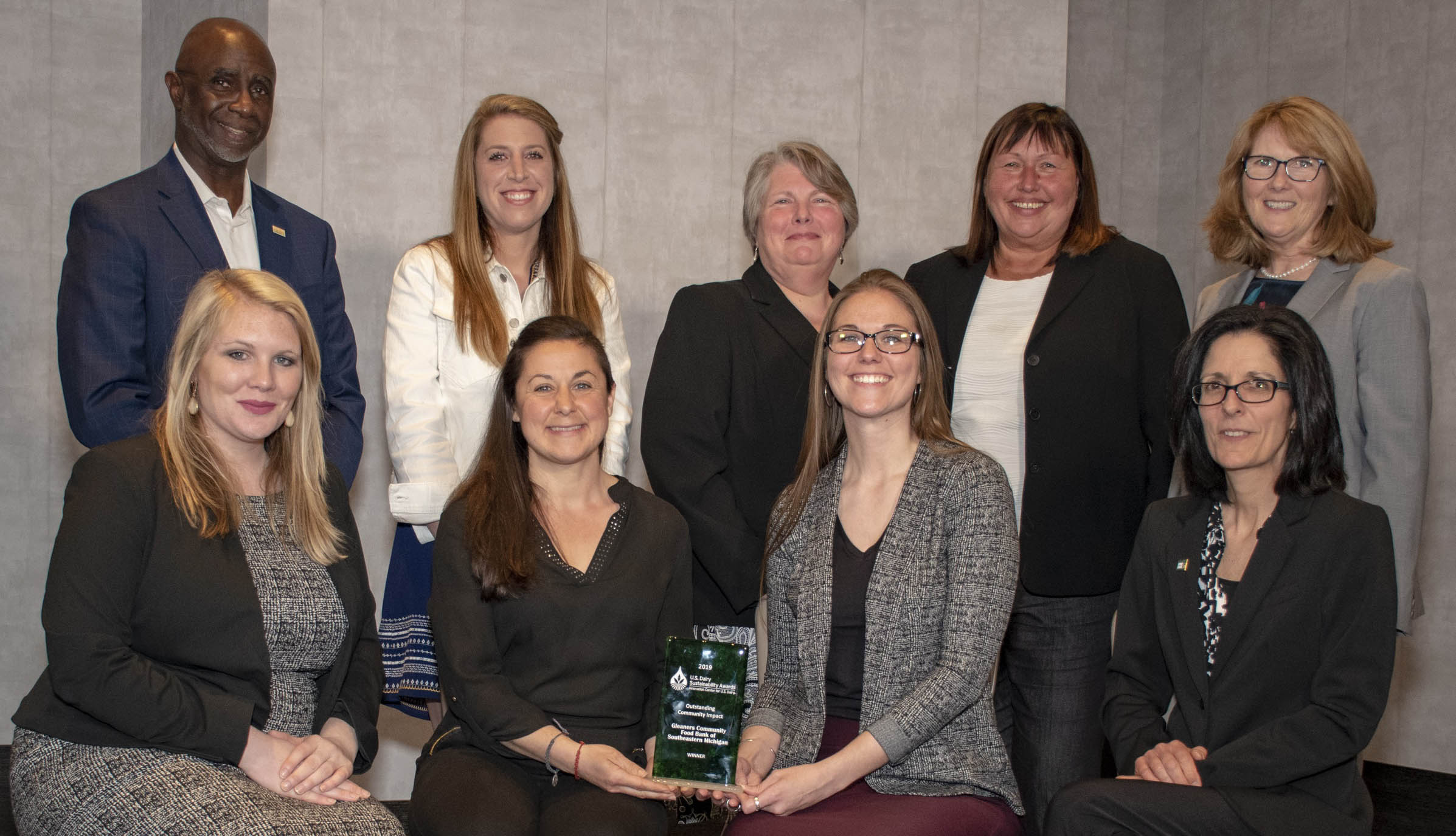 Dairy Award Team | Gleaners Community Food Bank