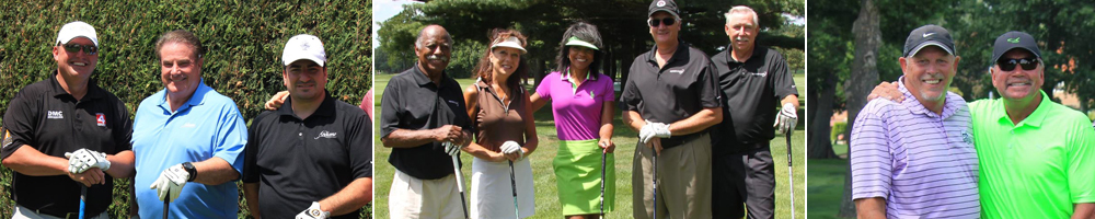 Bernie Smilovitz Hunger Free Summer Golfers