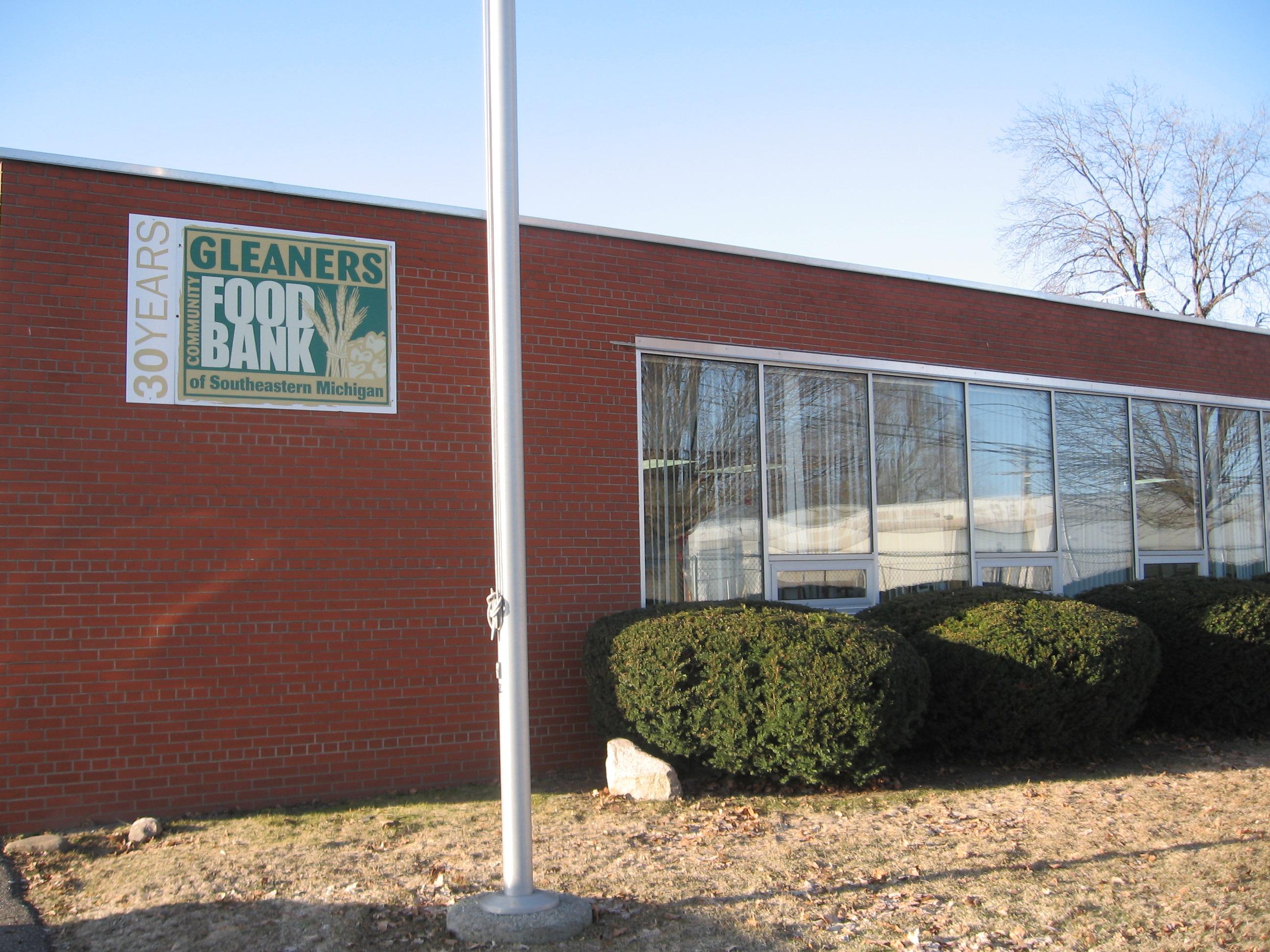 Gleaners Food Bank Pontiac