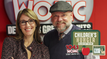 WOMC Children's Hunger Radiothon