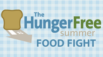 Hunger Free Summer Food Fight