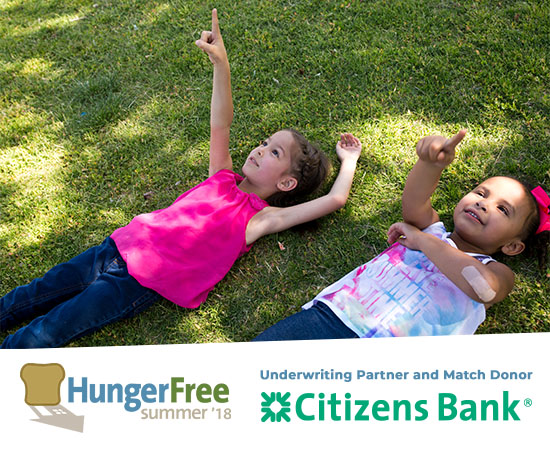Make this a Hunger Free Summer