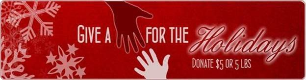 Give a Hand for the Holidays image