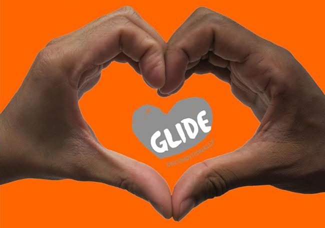 GLIDE Church Pledge : #justGIVE