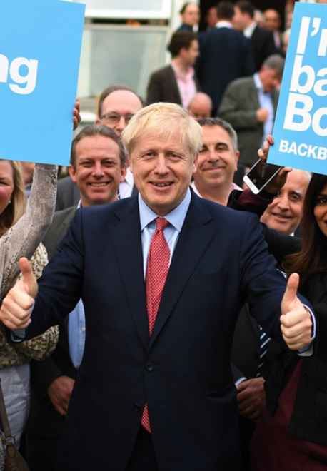 Back Boris and Join the Conservatives