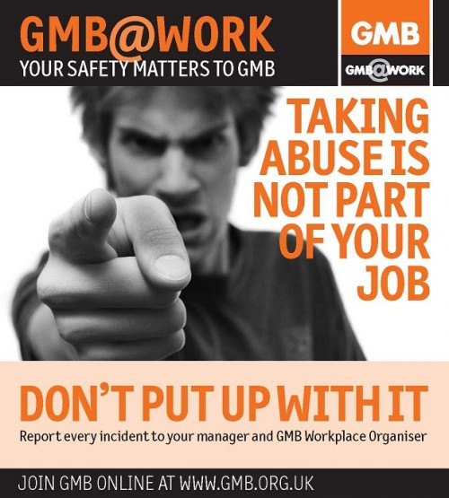 Workplace Bullying Safety Poster