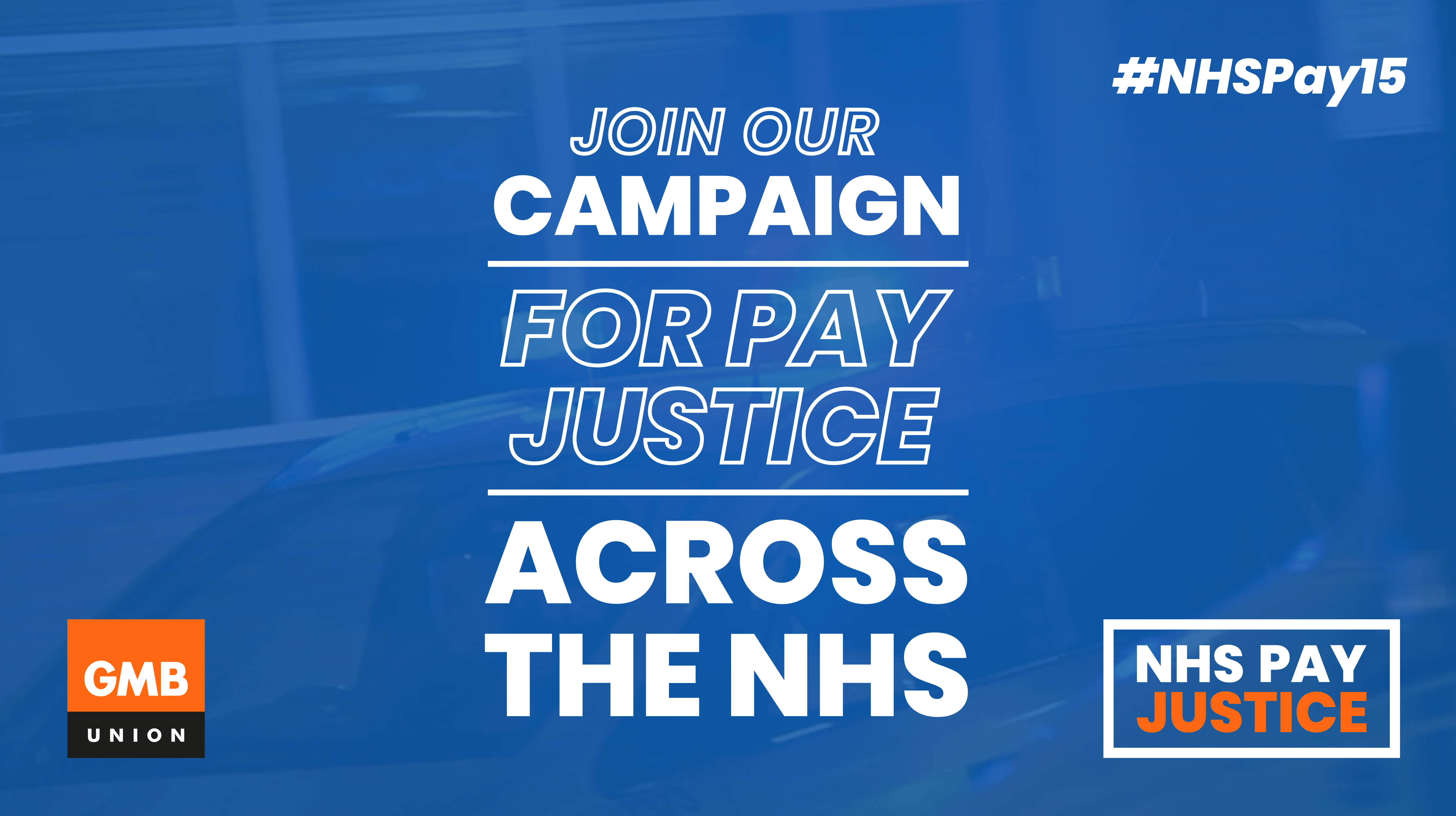 NHS PAY JUSTICE SURVEY - GMB Yorkshire