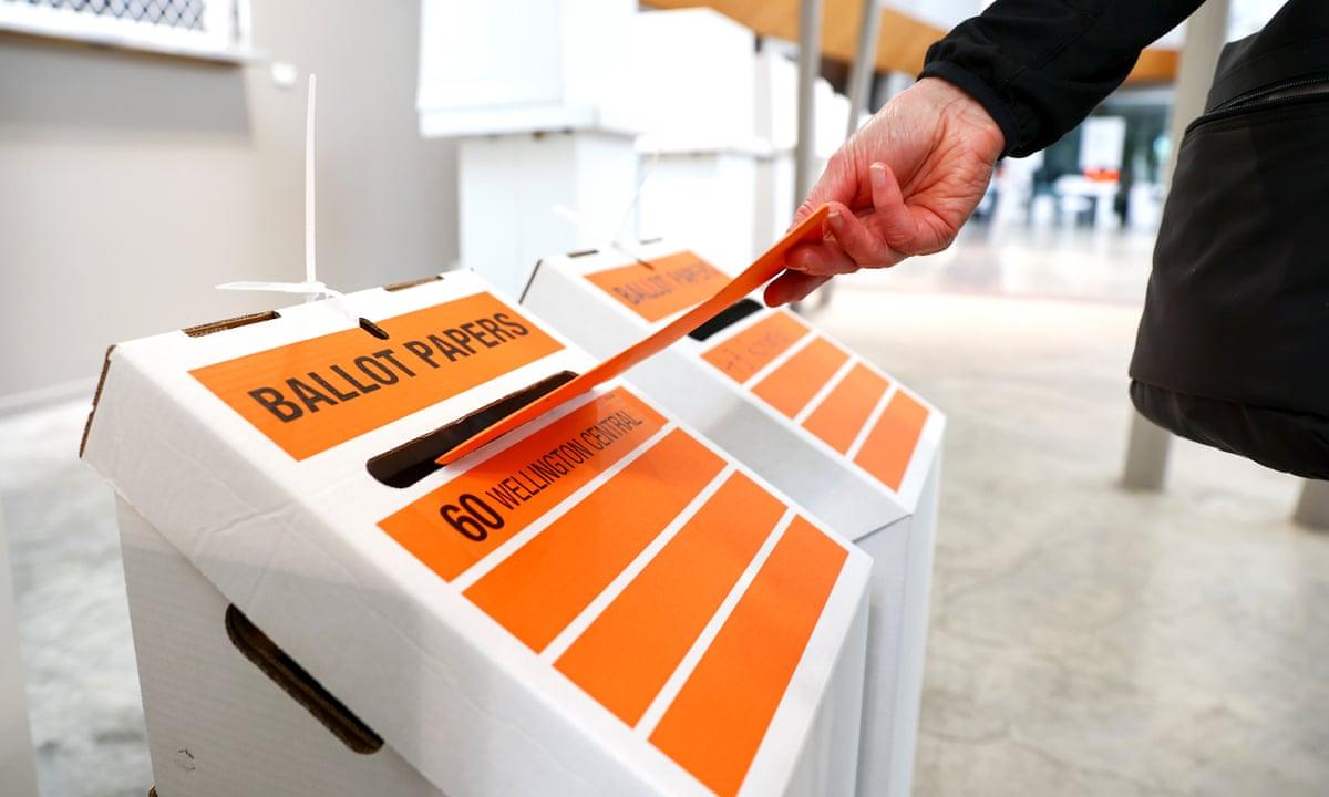 NZ votes