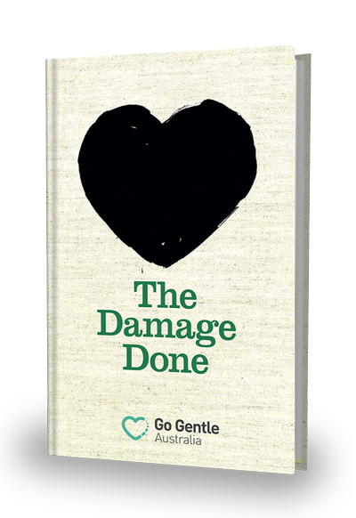 Damage Done Book cover
