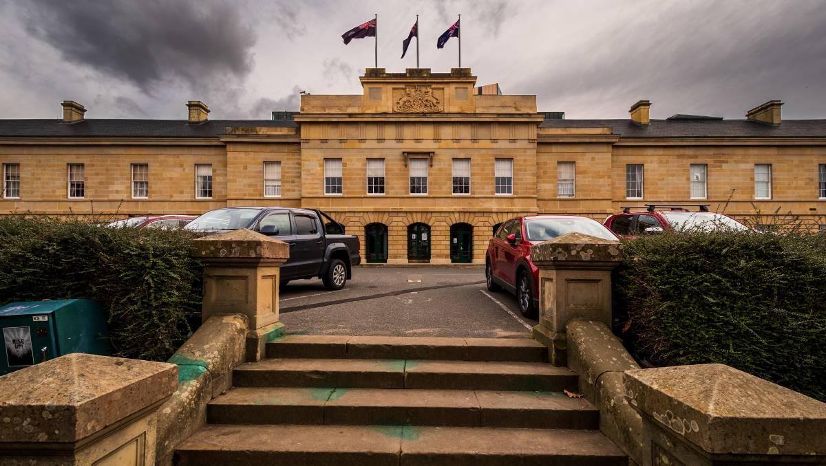 Parliament House Tasmania