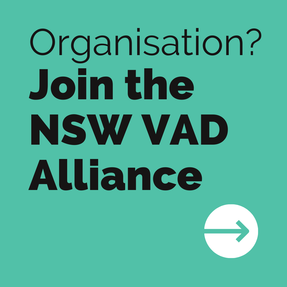 Join the NSW VAD Alliance