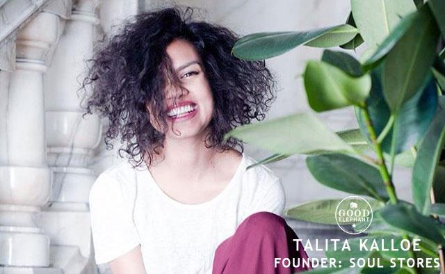 Good Elephant: Talita Kalloe
