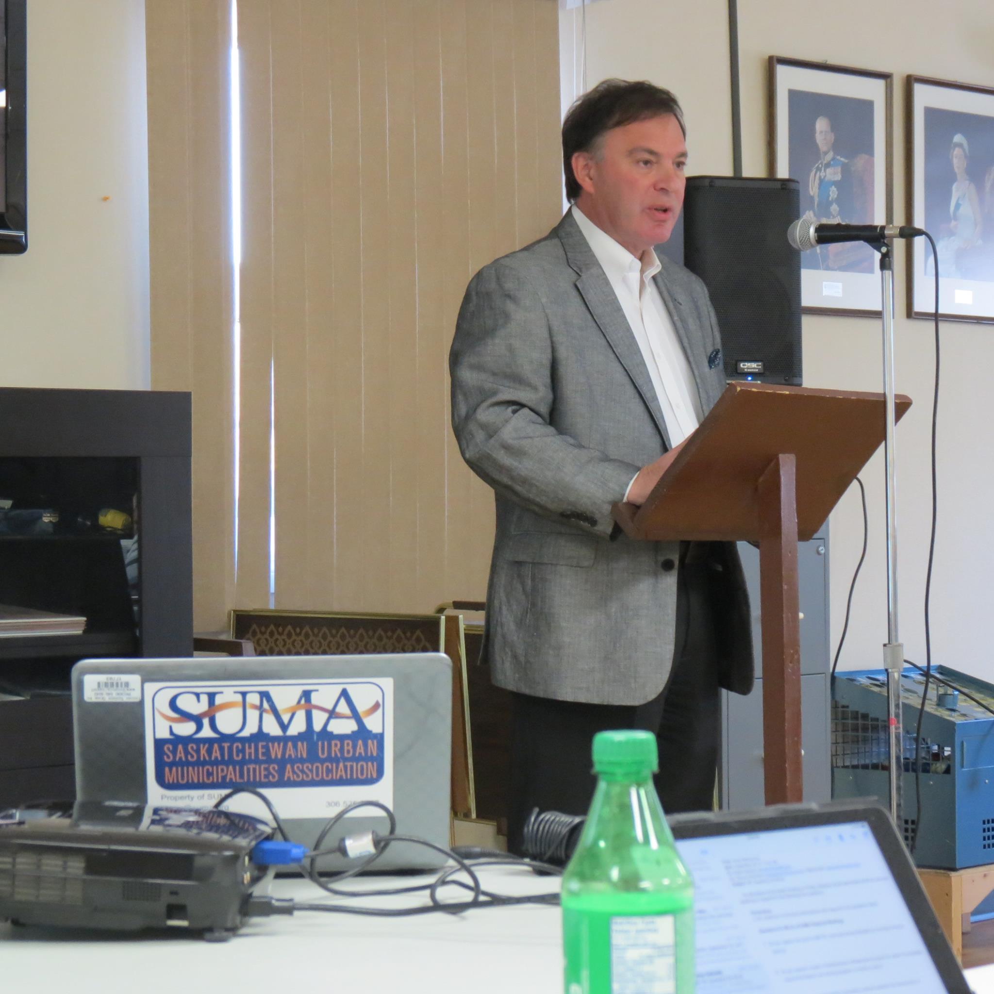 Gord Wyant Saskatchewan Party Leadership