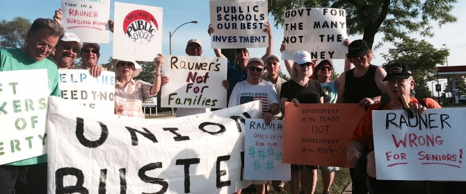 Rauner puts money above people