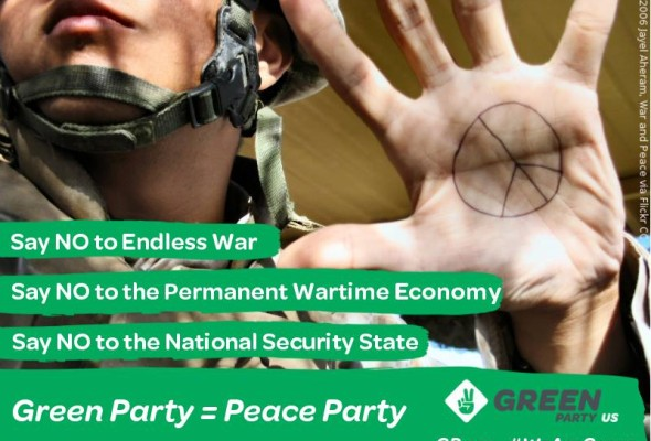 Green Party for Peace