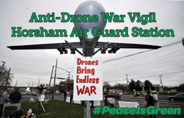 Anti-Drone War Vigil