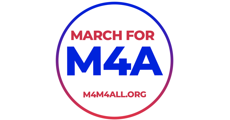 March For M4AM4ALL