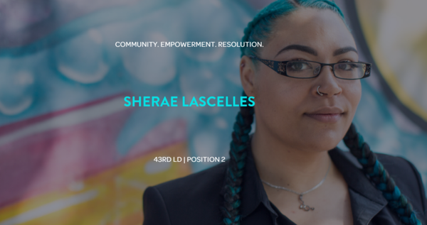 Seattle Green Party Endorses Sherae Lascelles