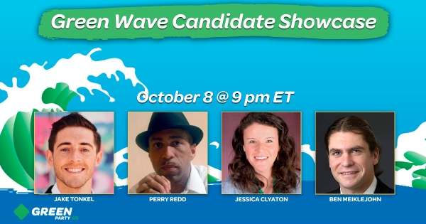 Green Wave - Watch Live