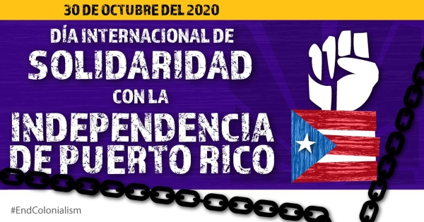 Latinx Caucus Statement on Puerto Rico