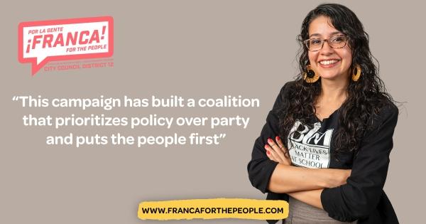 Franca Muller Paz Wins Endorsement