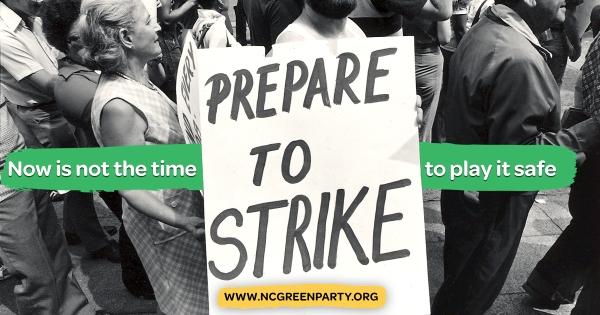 North Carolina, Prepare to Strike