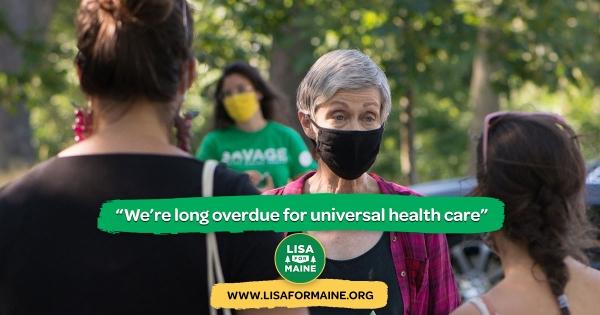 Lisa Savage on Healthcare