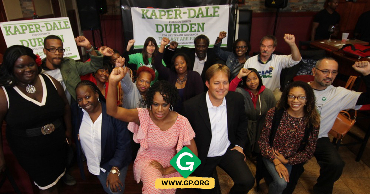 Kaper-Dale for Governor