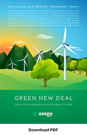 Green New Deal - www gp org