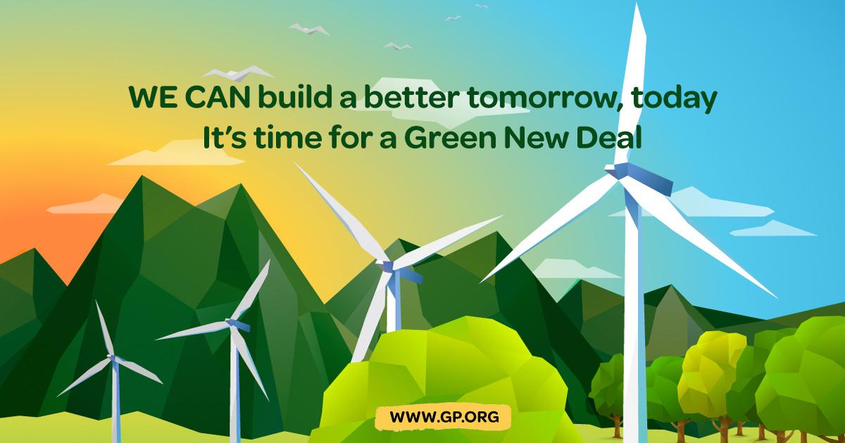 green new deal www