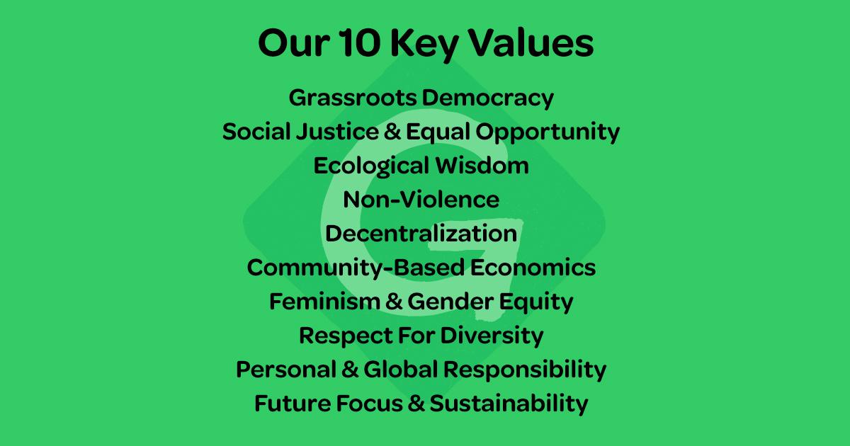 ten kay values