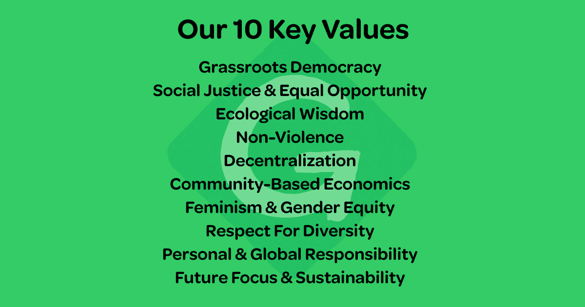 ten key values www