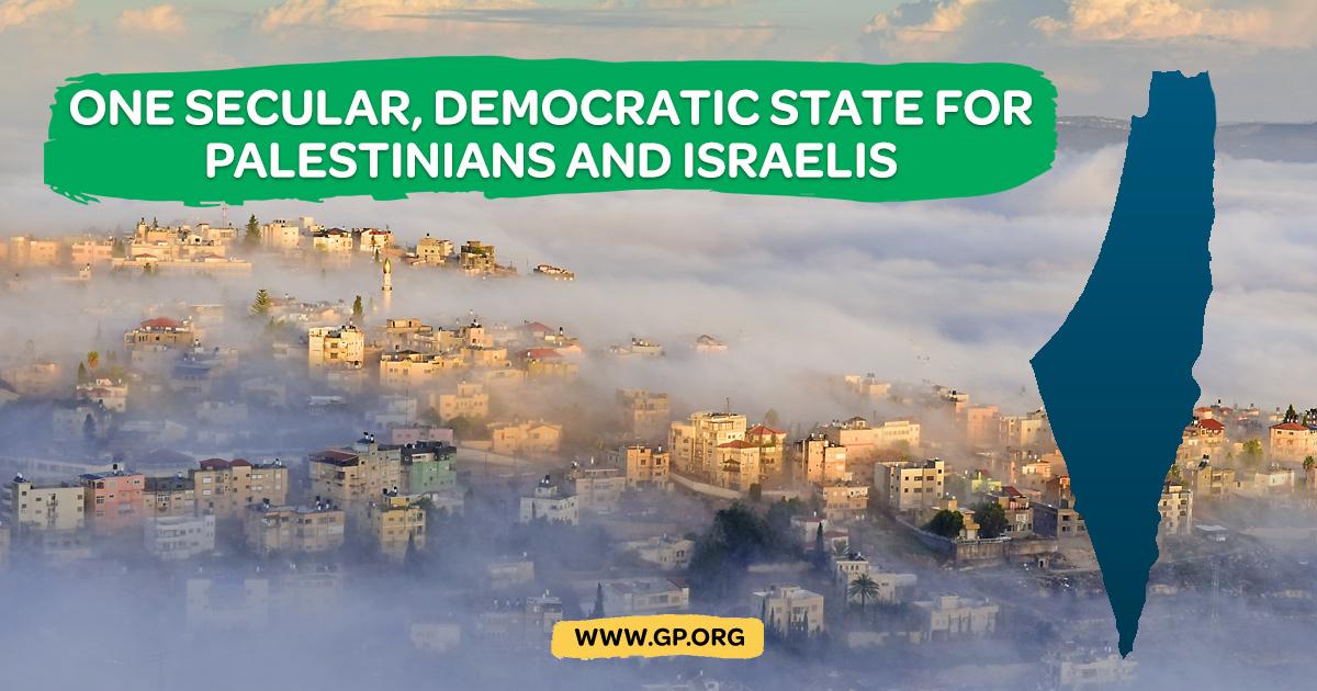 Israel-Palestine - www gp org