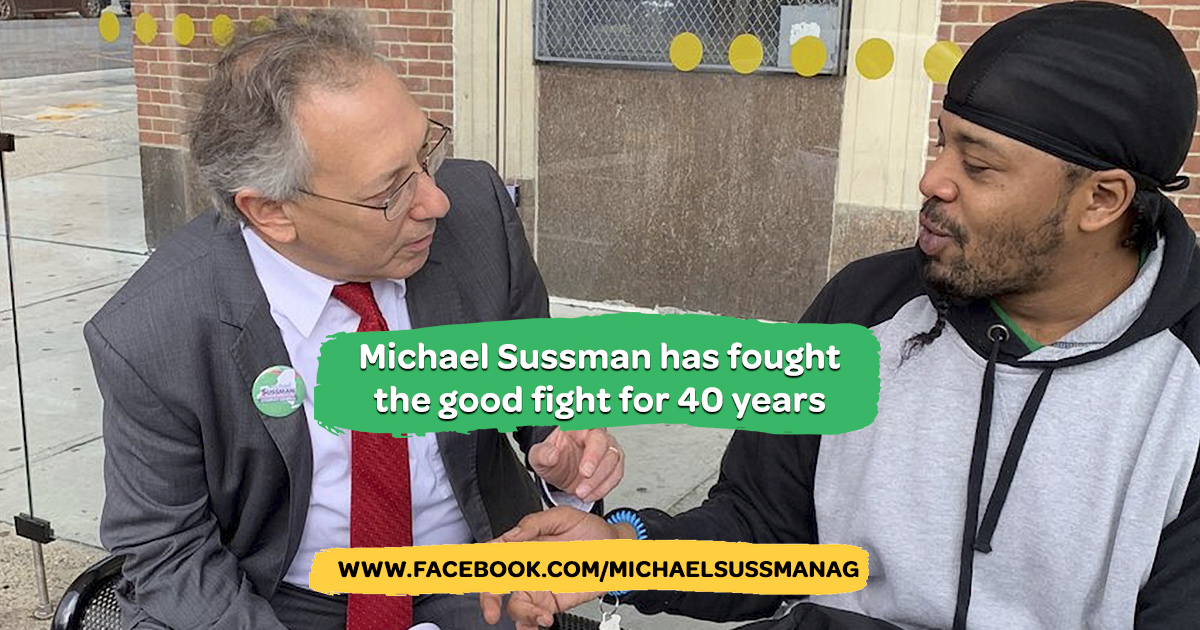 Meet Michael Sussman, Legendary Civil Rights Attorney and