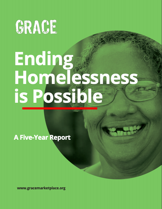 GRACE Five-Year Report Cover