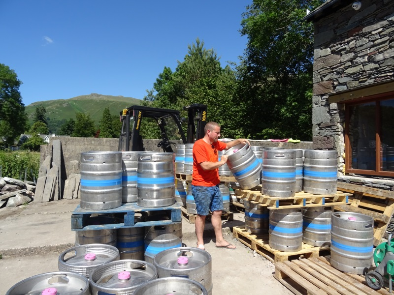 Grasmere Brewery - General View
