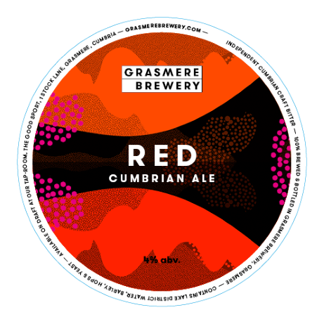Grasmere Brewery Red Cumbrian Ale