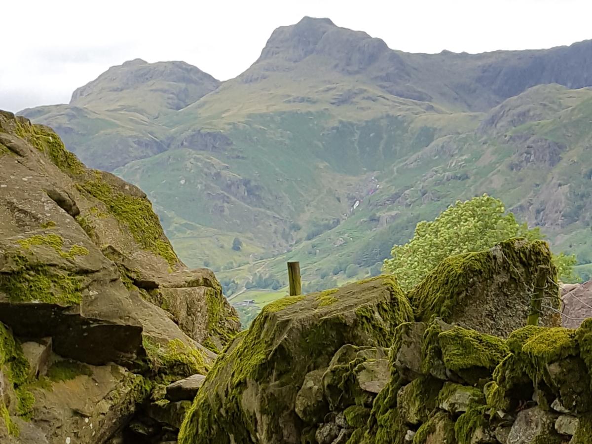 The Langdale Boulders