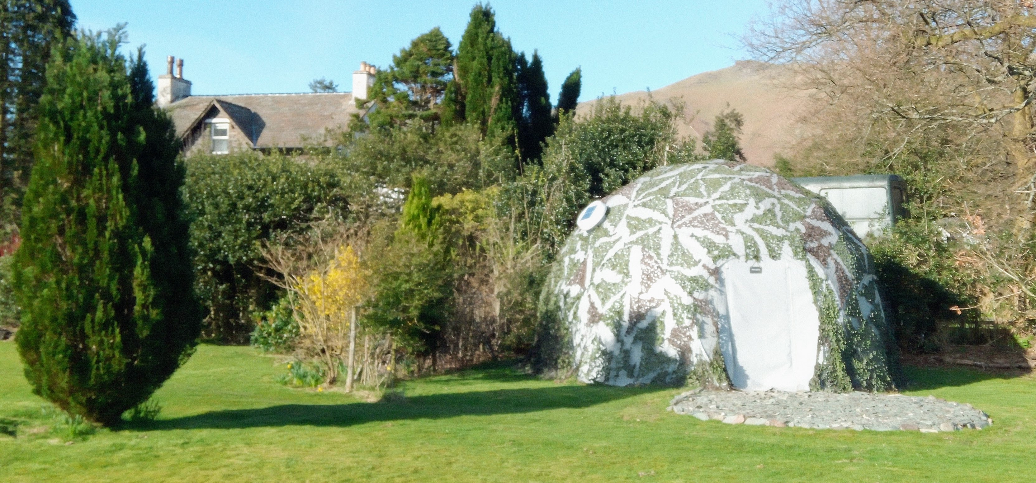 The Glamping Dome